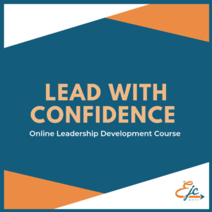 lead with confidence online course