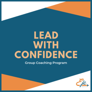 lead with confidence group coaching